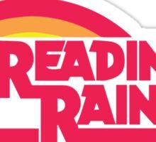 Reading Rainbow shirt – Netflix, LeVar Burton Sticker