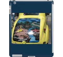 """""""Cousin Bubba's Secret Map for Those Short Termer Memory-Fits""""... prints and products  iPad Case/Skin"""