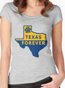 Dillon Texas Forever Women's Fitted Scoop T-Shirt
