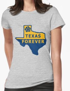 Dillon Texas Forever Womens Fitted T-Shirt