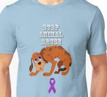 Stop Animal Abuse Awareness Unisex T-Shirt