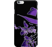 Purple Tracer Bullet iPhone Case/Skin