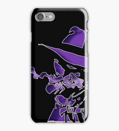 Purple Tracer Bullet iPhone Case/Skin