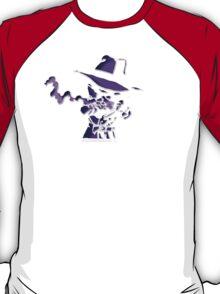 Purple Tracer Bullet T-Shirt