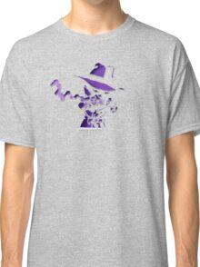 Purple Tracer Bullet Classic T-Shirt