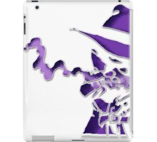 Purple Tracer Bullet iPad Case/Skin