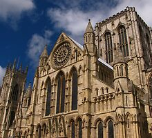 York Minster by wiggyofipswich