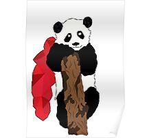 Super Panda Poster