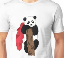 Super Panda Unisex T-Shirt