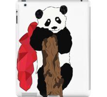 Super Panda iPad Case/Skin