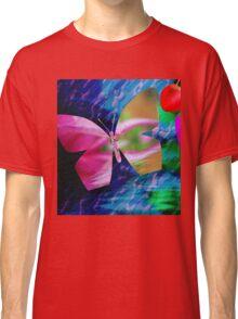 Rain drop fantasy Classic T-Shirt