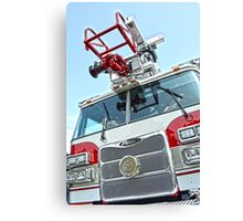 Pierce Ladder Canvas Print