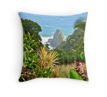 Keopuka Rock Throw Pillow
