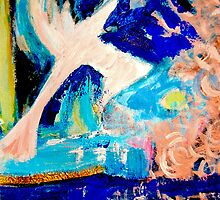 Flight for Hope by Diane  Kramer