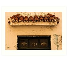 Tenerife: Camel Days Art Print
