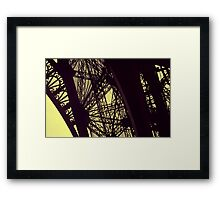 It all started in 1887 Framed Print