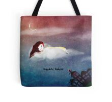 Living in the clouds Tote Bag