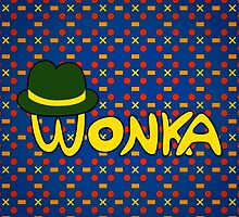 Wonka Wine gum by Ejpokst