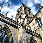 Doncaster Minster HDR 2 by Paul  McIntyre