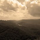 Cumberland Gap, Kentucky by Frank Romeo
