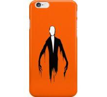 Slenderman slender man creepypasta geek funny nerd iPhone Case/Skin