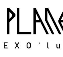 EXO Planet #2 The EXO'luXion Black White by ikpopstore
