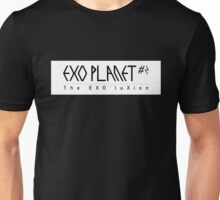 EXO Planet #2 The EXO'luXion Black White Unisex T-Shirt