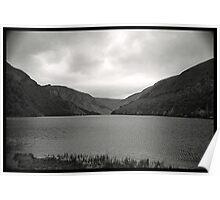 Upper Lake -Glendalough Poster