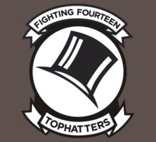 Tophatters - VF-14 by dtkindling