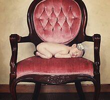 the bargain chair.... by Kristen  Caldwell