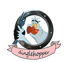 Dinglehopper by YazzBissenden