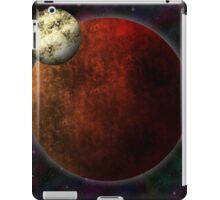 Planetary Zoom iPad Case/Skin