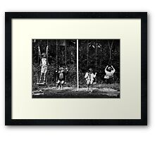 OnePhotoPerDay Series: 242 by L. Framed Print