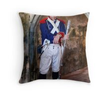 Scott of the Young Guard Throw Pillow