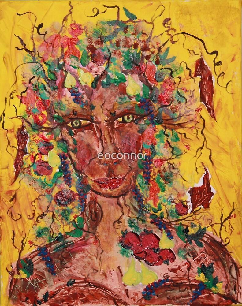 Fall equinox 2010   Bountiful Tree Spirit by eoconnor