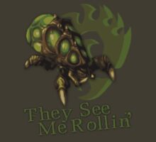 Baneling Bust! T-Shirt