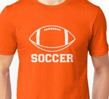 FOOTBALL (SOCCER) Unisex T-Shirt