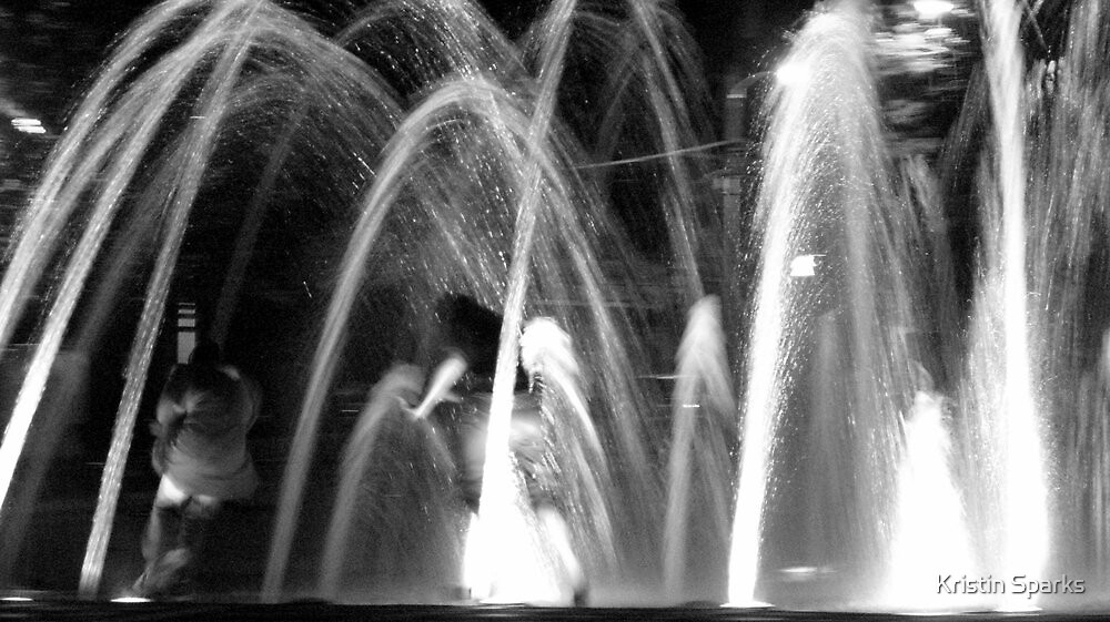 Fun in the Fountains by Kristin Sparks