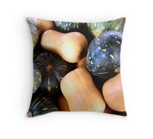 Gorgeously Organic Throw Pillow
