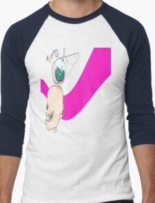 SEGA Men's Baseball ¾ T-Shirt