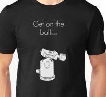 Ball head dark colors Unisex T-Shirt