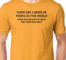 Good Math Funny T-Shirt & Hoodies Unisex T-Shirt