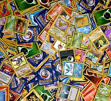 Pokemon Cards by AndrewPS3Panda