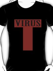 T virus geek funny nerd T-Shirt