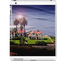 Light House by the Ocean iPad Case/Skin