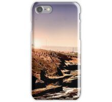 Light House by the Ocean iPhone Case/Skin