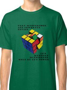 Continuum Transfunctioner Black Text Classic T-Shirt