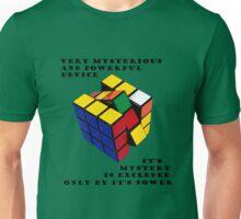 Continuum Transfunctioner Black Text Unisex T-Shirt