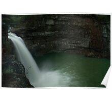 Desoto Falls Poster