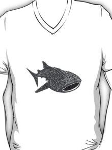 Walhai wal hai whale shark animal geek funny nerd T-Shirt